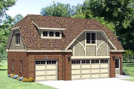 Garage Plan 94399