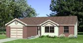 Plan Number 94406 - 1104 Square Feet