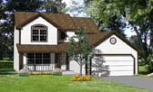 Plan Number 94414 - 1783 Square Feet