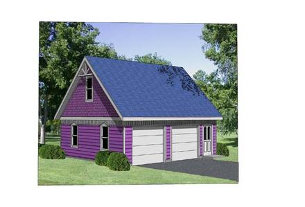 Garage Plan 94425