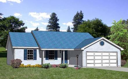 House Plan 94428