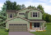 Plan Number 94448 - 2242 Square Feet