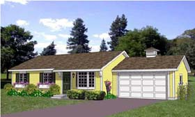 House Plan 94486