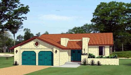 House Plan 94490