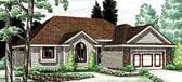 Plan Number 94980 - 1729 Square Feet