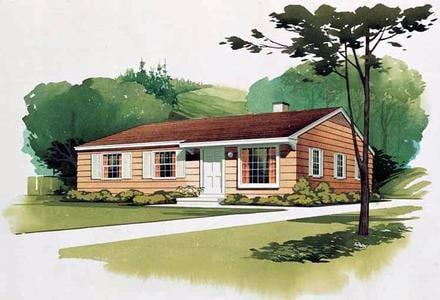 House Plan 95000