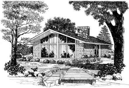House Plan 95009