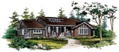 Plan Number 95037 - 3248 Square Feet