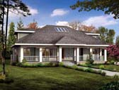 Plan Number 95040 - 2208 Square Feet