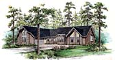 Plan Number 95045 - 2913 Square Feet