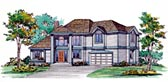 Plan Number 95054 - 2419 Square Feet