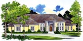 Plan Number 95069 - 2861 Square Feet