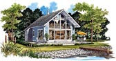 Plan Number 95071 - 1059 Square Feet