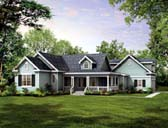 Plan Number 95073 - 1937 Square Feet