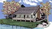 Plan Number 95090 - 1309 Square Feet