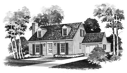 House Plan 95112