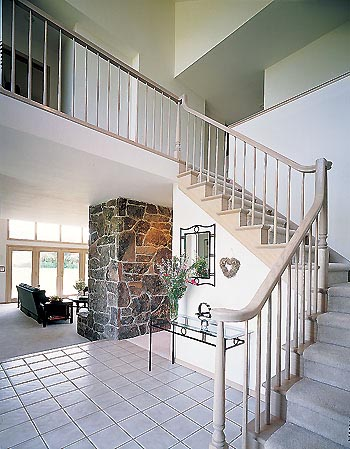 Contemporary House Plan 95147