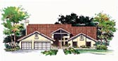 Plan Number 95200 - 2577 Square Feet