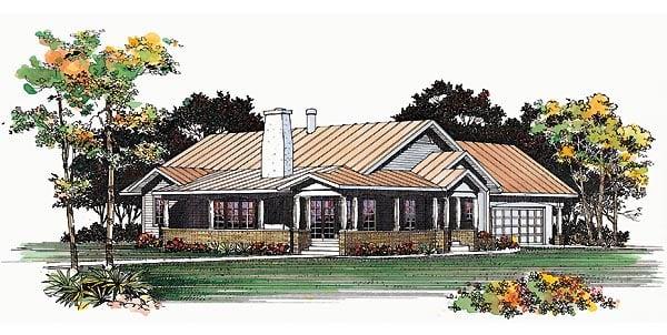 House Plan 95209