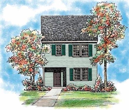 House Plan 95266
