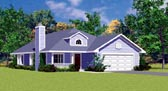 Plan Number 95272 - 2391 Square Feet