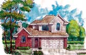 Plan Number 95501 - 1420 Square Feet