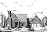Plan Number 95561 - 1844 Square Feet