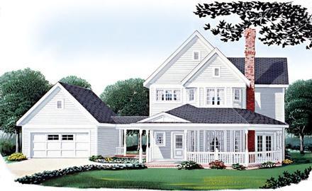House Plan 95569