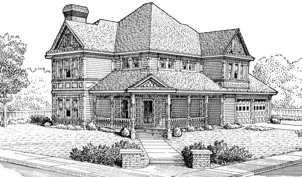 House Plan 95581