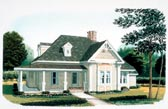 House Plan 95582