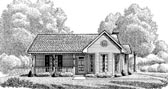 Plan Number 95602 - 1341 Square Feet