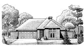 Plan Number 95605 - 1396 Square Feet
