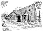 Plan Number 95626 - 1780 Square Feet