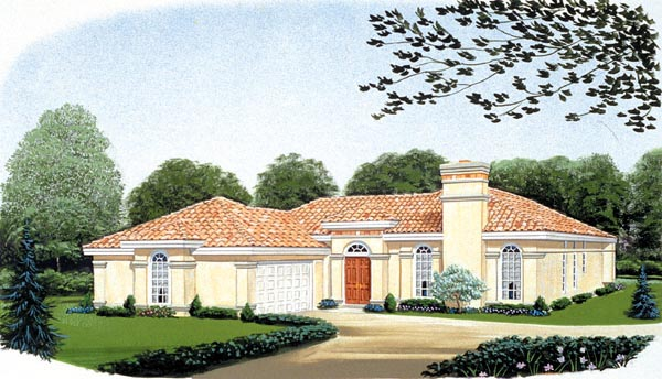 House Plan 95652 At Familyhomeplans.Com