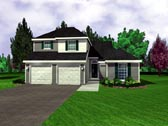 Plan Number 95704 - 1820 Square Feet