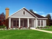 Plan Number 95711 - 1581 Square Feet
