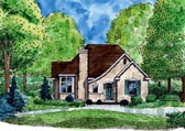 Plan Number 95713 - 1621 Square Feet