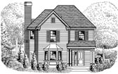 Plan Number 95716 - 1760 Square Feet