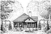 Plan Number 95722 - 1649 Square Feet