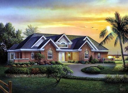 House Plan 95805