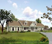 Plan Number 95806 - 1814 Square Feet