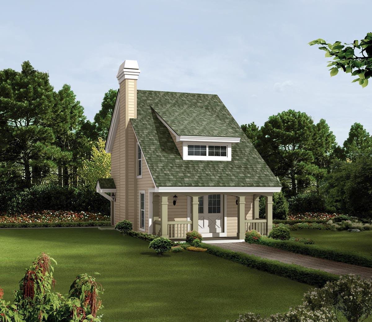 House Plan 95817 at FamilyHomePlanscom