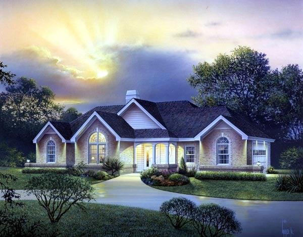 House Plan 95823