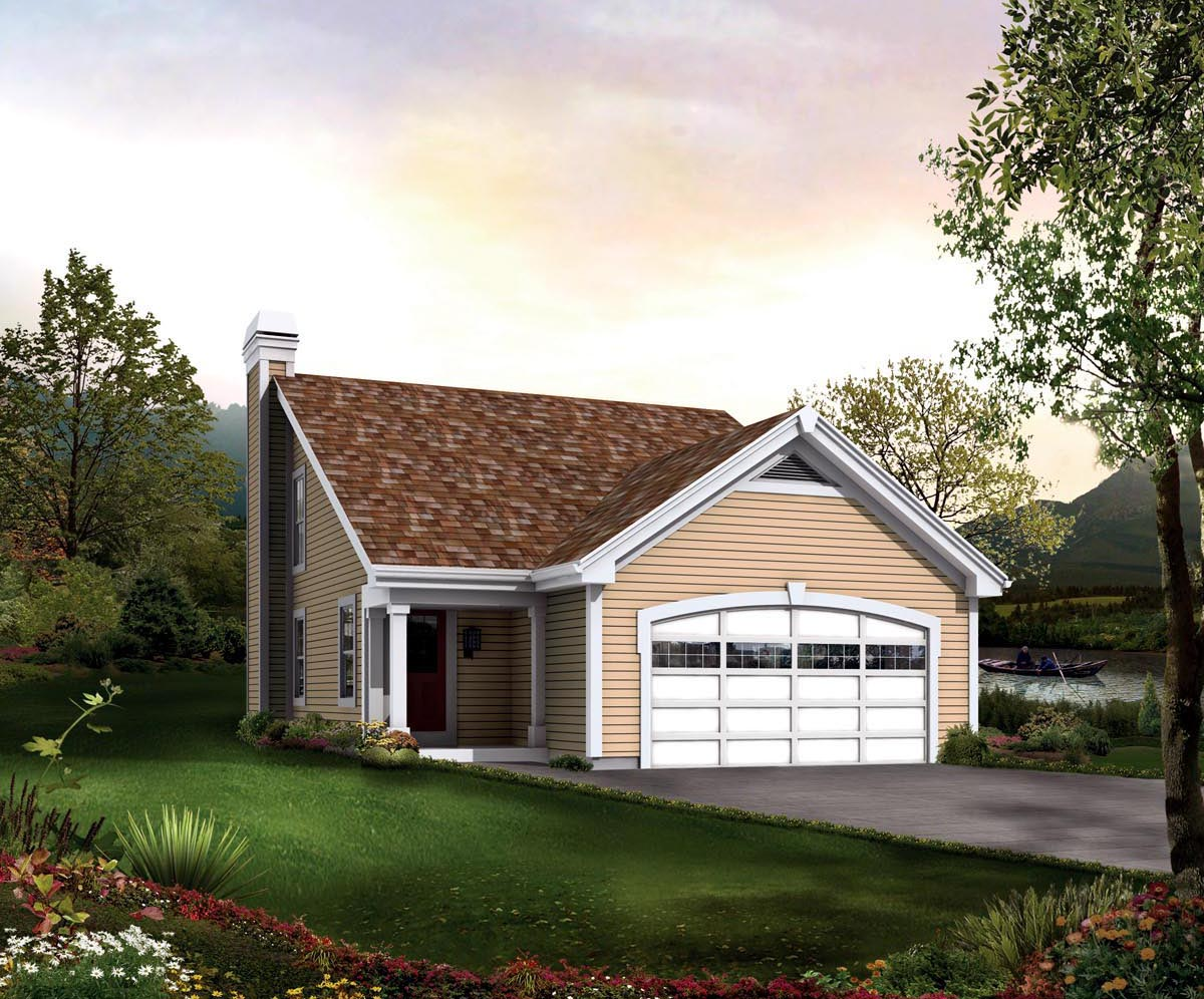 click here to see an even larger picture traditional house plan