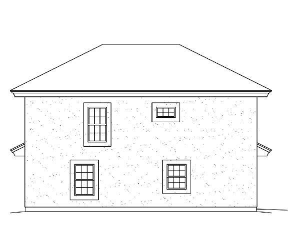 Southwest 2 Car Garage Apartment Plan 95880 with 1 Beds, 1 Baths Picture 1