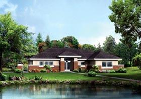 House Plan 95886