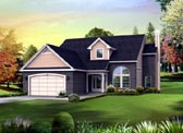 Plan Number 95890 - 2360 Square Feet