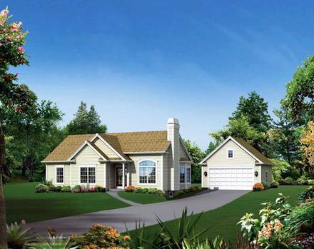House Plan 95896
