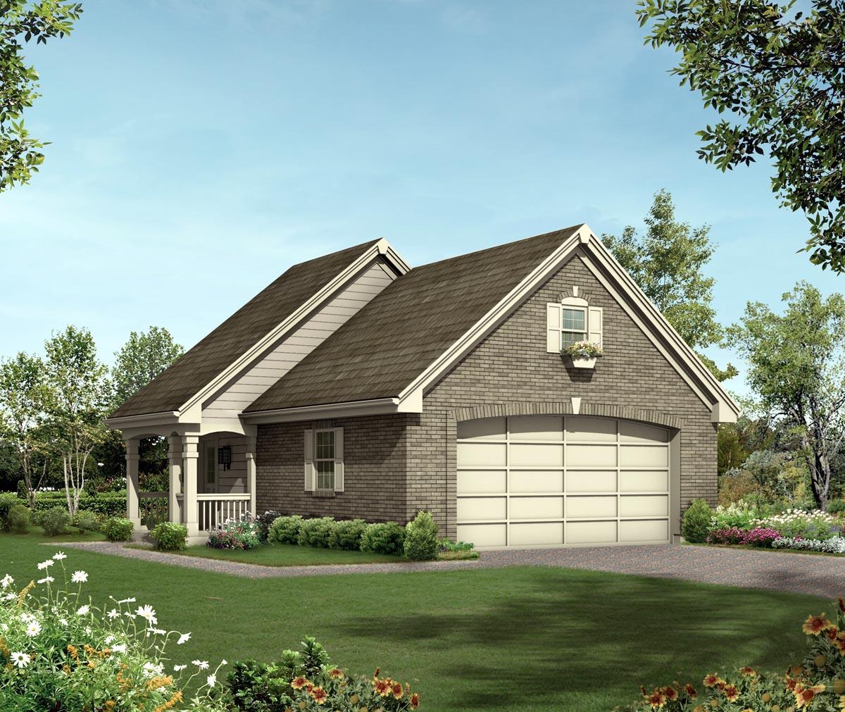 Garage Plan 95826 At Familyhomeplans Com: Garage Plan 95918 At FamilyHomePlans.com