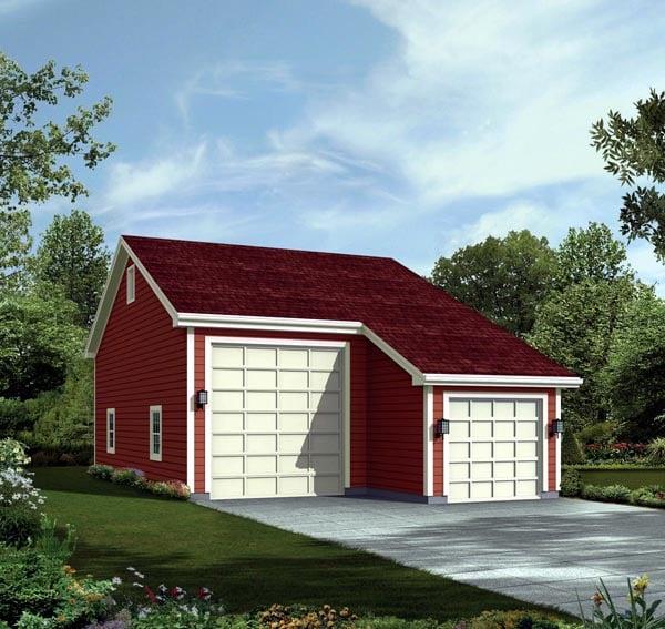 Garage Plan 95923